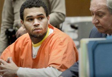 Chris Brown queda en libertad