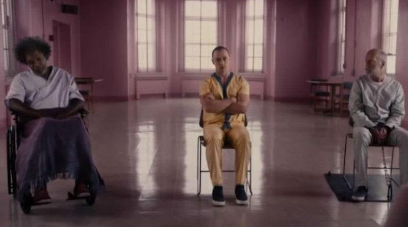 """La película """"Glass"""" lideró la taquilla en EEUU el fin de semana"""