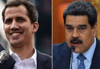 Juan Guaidó y Nicolás Maduro juegan al ajedrez político