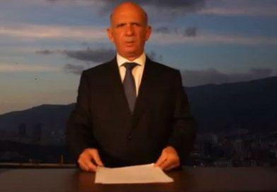 Hugo Carvajal reconoció a Juan Guaidó como presidente interino