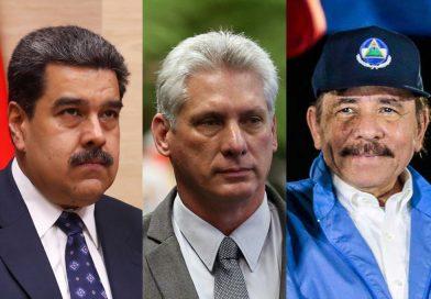 Nicaragua Cuba y Venezuela hay violaciones a los derechos humanos