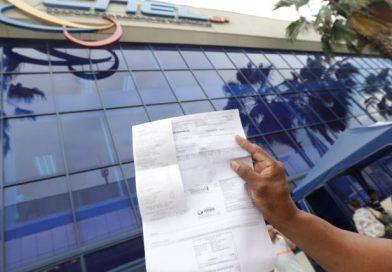 El alumbrado público dispara la factura de energía eléctrica
