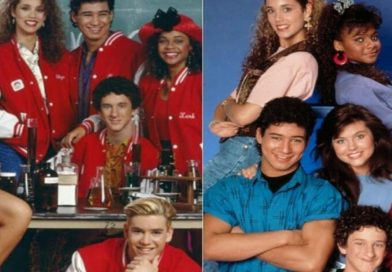 "Protagonistas de ""Saved by the Bell"" se vuelven a reunir"