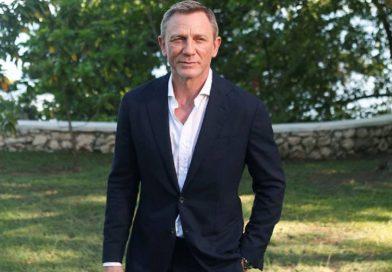 Daniel Craig sufre accidente