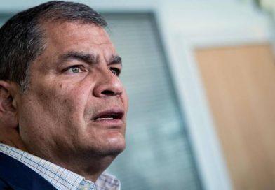 Fiscal pide información de Rafael Correa en caso Arroz Verde