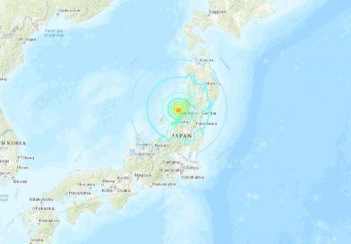 Terremoto de 6,8 grados en el norte de Japón