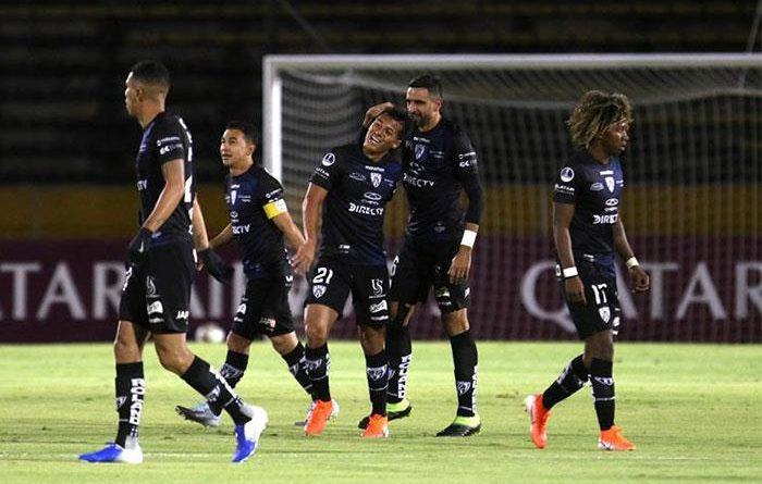 IDV hace historia en Copa Sudamericana