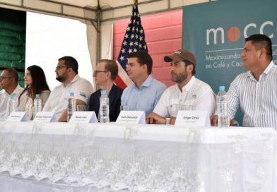 EE.UU. prevé invertir $ 1,2 millones en el sector cacaotero