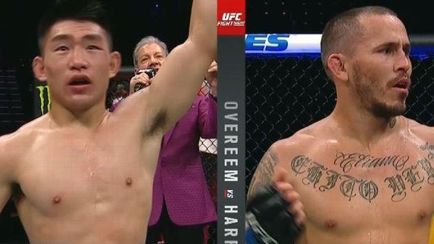 'Chito' Vera pierde por desicion de jueces – UFC