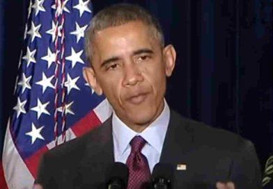 Barack Obama condenó la violencia en las protestas de Estados Unidos