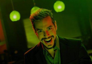 José Andrés Caballero y su personaje de villano