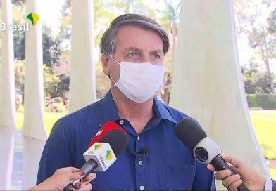 "Jair Bolsonaro ""Me siento perfectamente bien"""