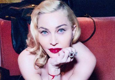 Madonna encendió las redes sociales con una foto