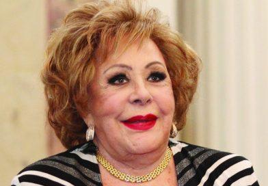 Silvia Pinal recibió supuesta demanda de trabajador