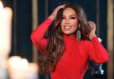 Thalía revolucionó Tik Tok al aparecer como Marylin Monroe