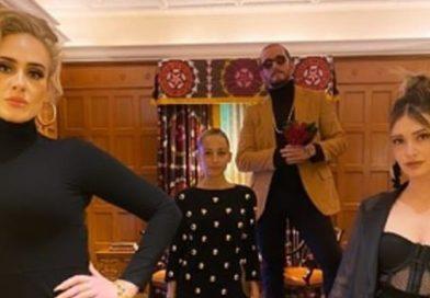 La última foto de Adele con un radical cambio de look