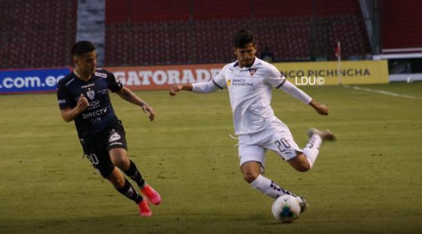 Liga de Quito venció a Independiente del Valle en su partido amistoso