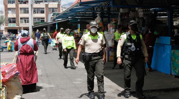 Quito se acerca a los 15 000 contagios de covid-19