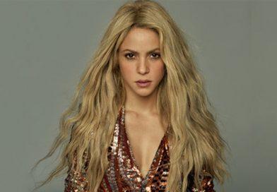 Shakira tuvo un accidente de vestuario por culpa de un baile