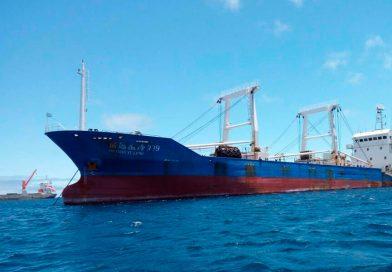 Presencia de flota extranjera amenaza a la vida marina de Galápagos