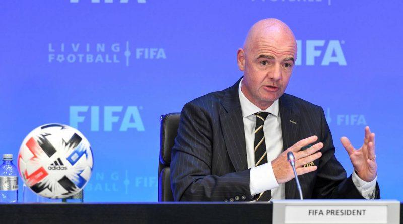 En la FIFA comentan que Gianni Infantino debe seguir en la presidencia