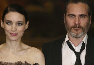 Joaquin Phoenix y Rooney Mara, padres de un niño al que llaman River