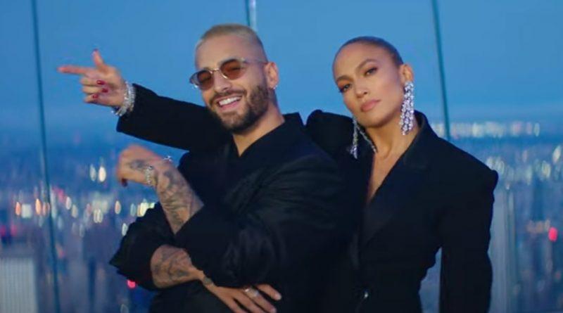 """Maluma y Jennifer Lopez prersentan """"Pa ti"""" y """"Lonely"""""""