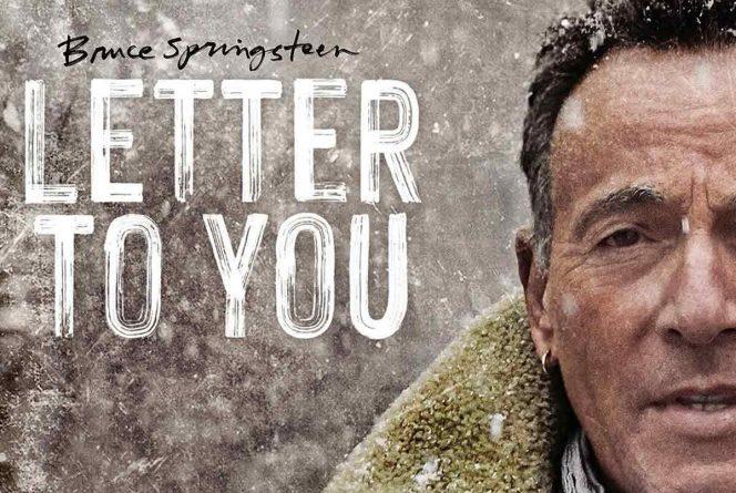 Nuevo disco de Bruce Springsteen