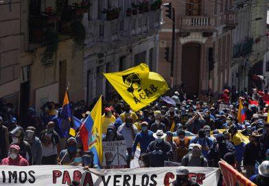 Marchas de este jueves, la Policía Nacional responderá ante actos vandálicos