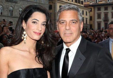 George Clooney y el pedido de matrimonio a su esposa Amal