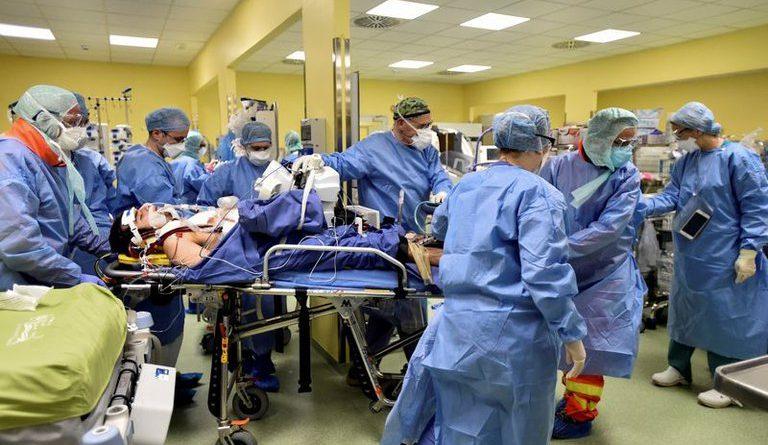 Nuevo récord de muertos en Italia por coronavirus