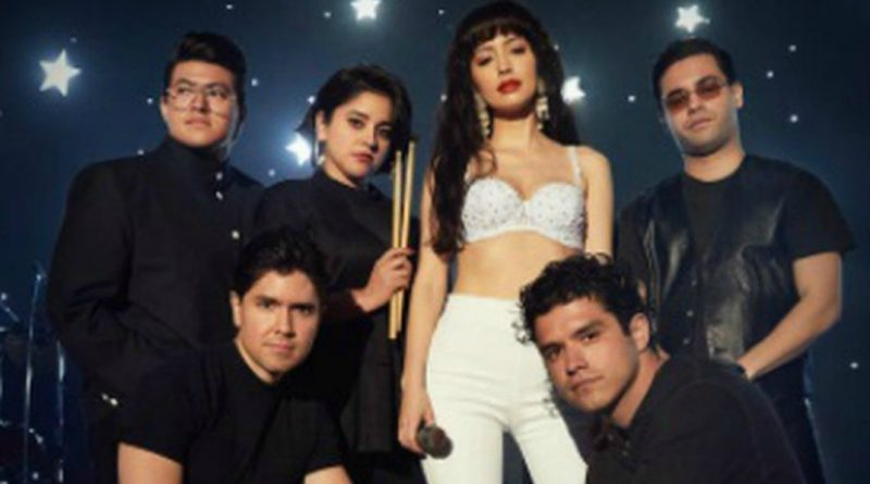 Llega 'Selena, la serie'
