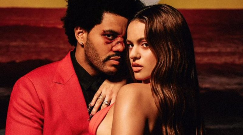 The Weeknd lanza remix de Blinding Lights con Rosalía
