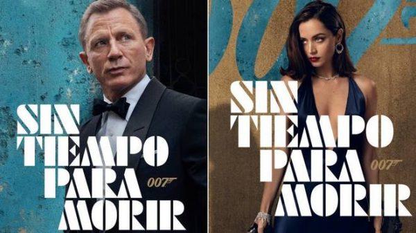 Película de James Bond es aplazada nuevamente