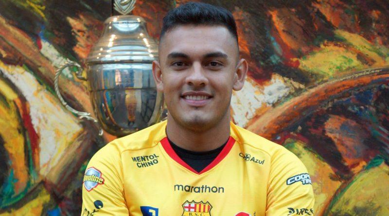 Cristian Colmán revela por qué no continuó en Barcelona SC