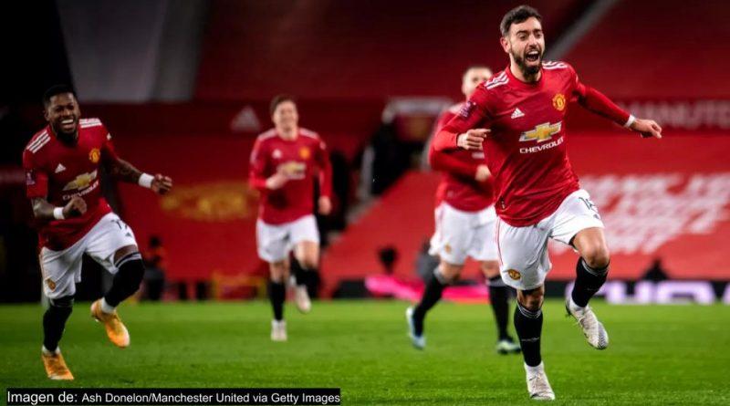 Manchester United elimino al Liverpool en la FA Cup