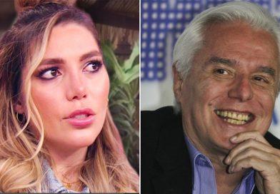 Frida Sofía y las acusaciones contra Enrique Guzmán