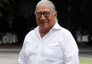 Fallecio cantante ecuatoriano Jesús Fichamba