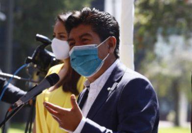 Alcalde Jorge Yunda denuncia allanamiento en domicilio de su padre