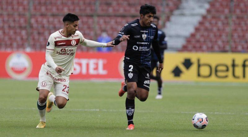 Ind. del Valle venció a Universitario 4 – 0 Copa Libertadores