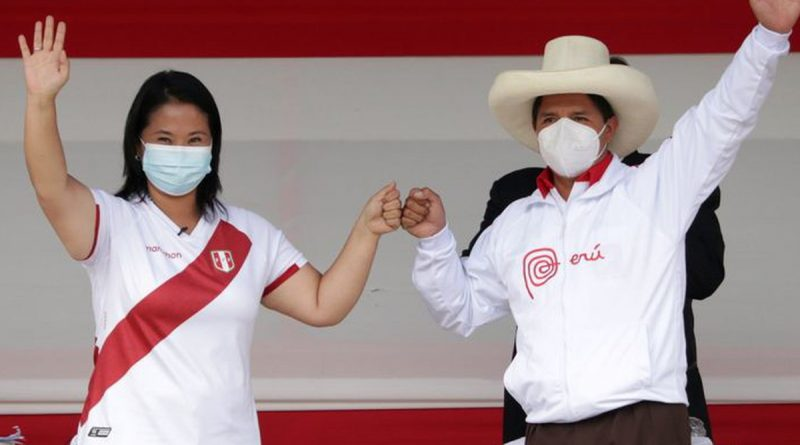 Keiko Fujimori continúa subiendo en las encuestas