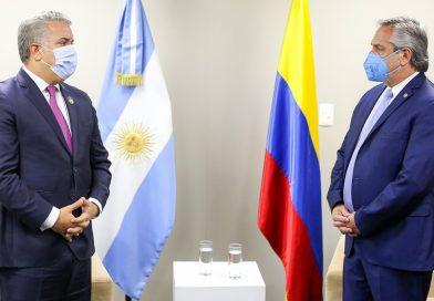Dura respuesta de Colombia a Alberto Fernández