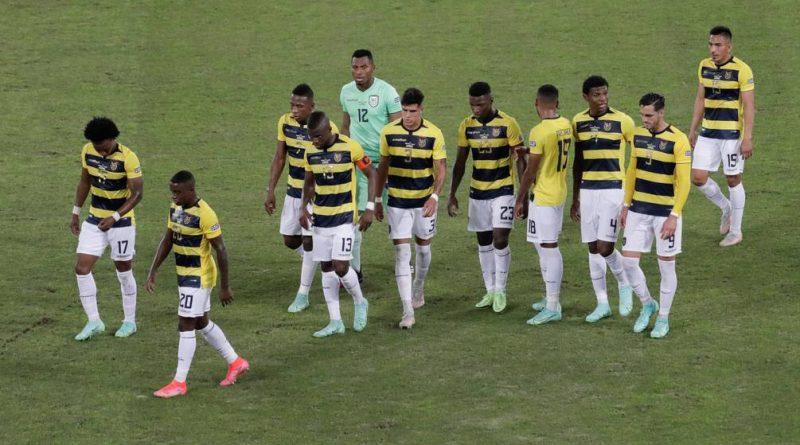 Ecuador empata con Venezuela 2 – 2 Copa América