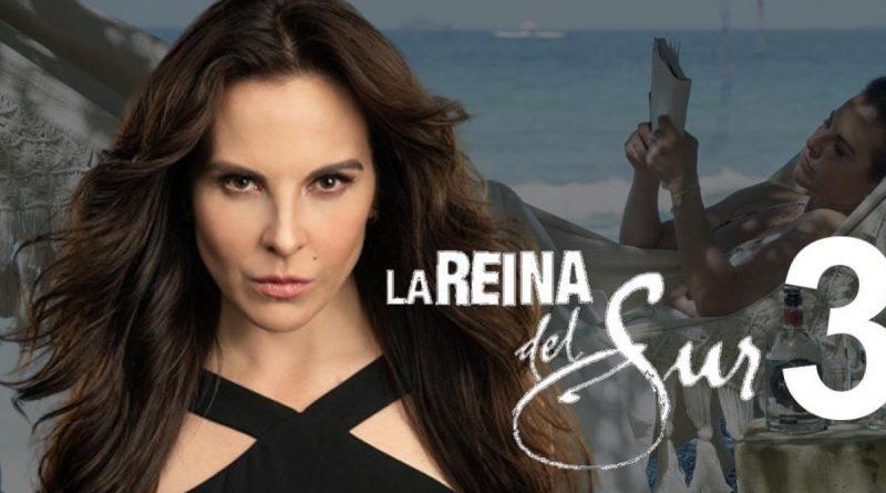 """Empezo rodaje de """"La Reina del Sur 3"""