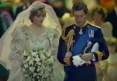 40 años de la 'boda del siglo' de Carlos y Diana