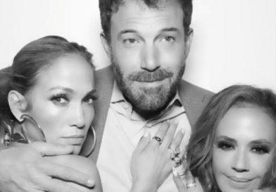 JLo y Ben Affleck confirman su relación con foto en Instagram