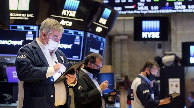 Caen Wall Street y los bonos del Tesoro