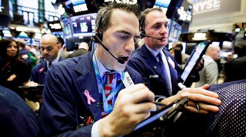 Otra jornada en rojo para Wall Street