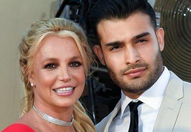 Britney Speras y Sam Asghari se comprometieron