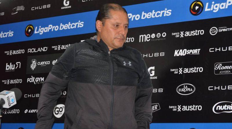 Luis Espinel renuncio como D.Tecnico del C.D.Olmedo